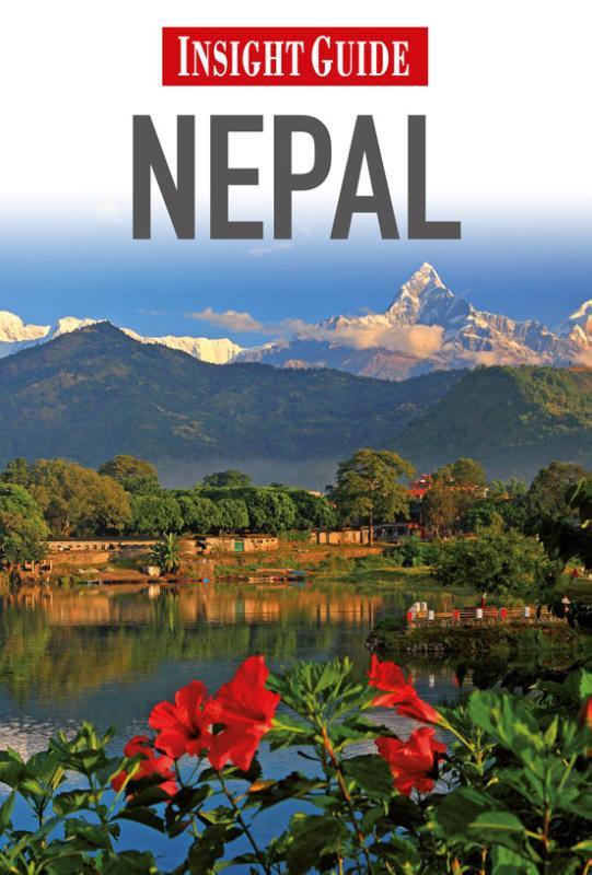 Reisgids Nepal Insight guides (Nederlands)   Cambium