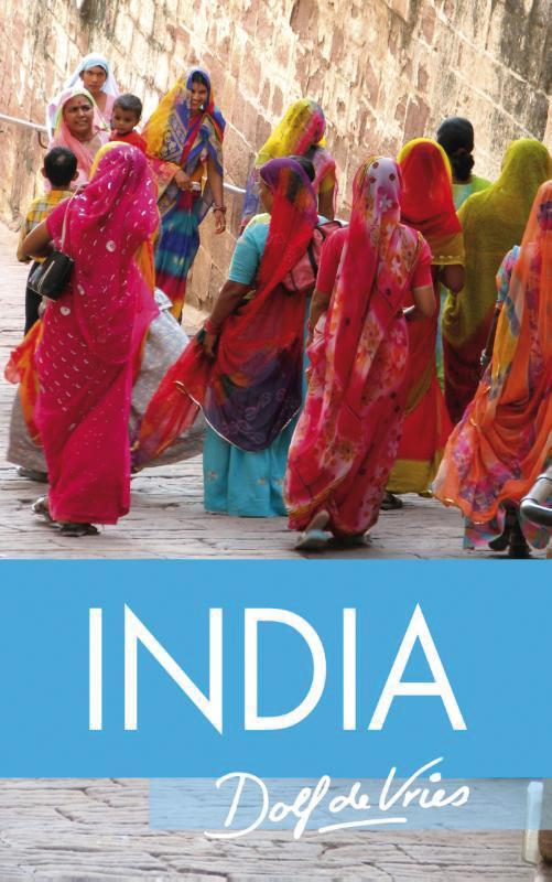 Reisverhaal India (in een rugzak)   Dolf de Vries