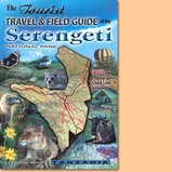Reisgids The tourist travel and field guide of the Serengeti National Park   Veronica Roodt