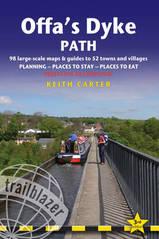 Wandelgids Offa's Dyke Path / Trailblazer :