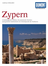 Kunstreisgids - Kunstreiseführer Zypren - Cyprus   Dumont verlag
