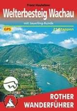 Wandelgids Welterbesteig Wachau (tussen Krems en Melk, Donau, Oostenrijk)   Rother