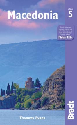Reisgids Macedonië - Macedonia   Bradt Travel guide