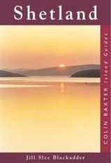 Reisgids Shetland island guide - Colin Baxter   CB