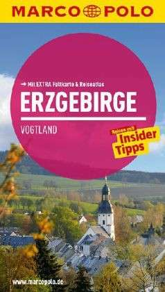 Reisgids Erzgebirge - Vogtland   Marco Polo