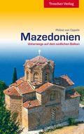 Reisgids Makedonien - Macedonië entdecken   Trescher Verlag