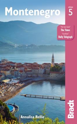 Reisgids Montenegro   Bradt Guide