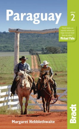 Reisgids Paraguay   Bradt guides