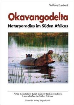 Reisgids Okavangodelta   Naturerbe Verlag