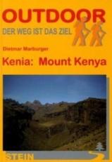 Wandelgids Mount Kenya - Mount  Kenia   Conrad Stein Verlag