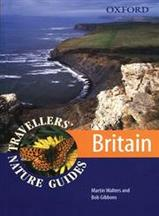 Natuurgids Britain Nature Travellers' Guide : Oxford University :