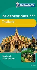 Reisgids Thailand   Michelin / Lannoo