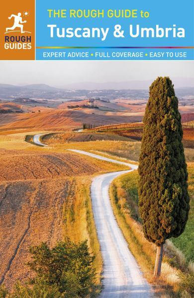 Reisgids Rough Guide Tuscany & Umbria - Toscane en Umbrië    Rough Guide
