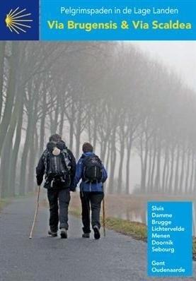 Wandelgids Via Brugensis & Via Scaldea   Vlaams Genootschap
