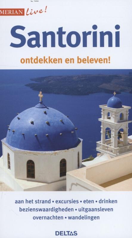 Reisgids Santorini   Merian Deltas