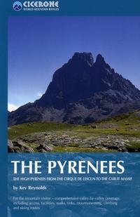 The Pyrenees   Cicerone   Kev Reynolds