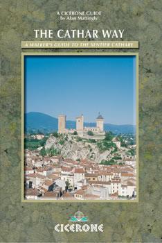 Wandelgids The Cathar Way   Cicerone   Alan Mattingly