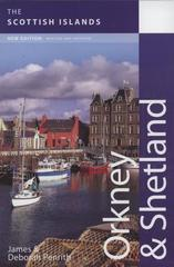 Reisgids Orkney & Shetlands : Crimson publishing :