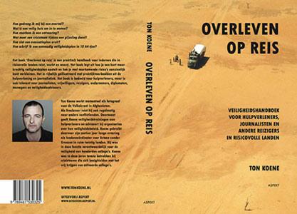 Reishandboek Overleven op Reis - Ton Koene   Aspekt   Ton Koene