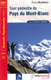 Wandelgids Tour pédestre du Pays du Mont-Blanc   FFRP ref 044