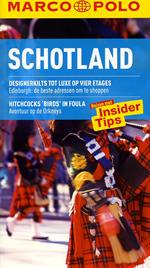 Reisgids Schotland : Marco Polo :