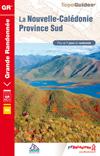 Wandelgids La Nouvelle-Calédonie - Province Sud   FFRP 988