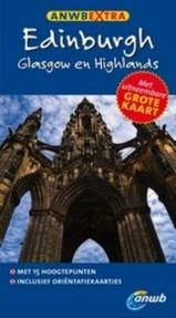 Reisgids Edinburgh   ANWB extra