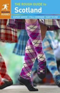 Reisgids Rough Guide Scotland - Schotland   Rough Guide