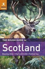 Reisgids Rough Guide Scotland - Schotland : Rough Guide :