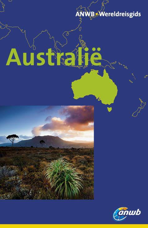 Reisgids wereldreisgids Australië   ANWB