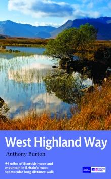 Wandelgids West Highland Way   Aurum press