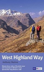 Wandelgids West Highland Way : Aurum press :