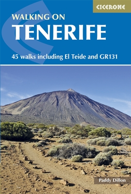 Wandelgids Walking on Tenerife   Cicerone