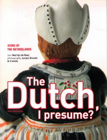 Reisgids - Cultuurgids The Dutch, I presume?   Dutch publishers   Martijn de Rooi