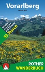 Wandelgids Vorarlberg   Rother wanderbuch   Herbert Mayr