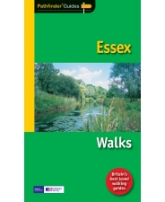 Wandelgids 44 Essex Walks Pathfinder Guide : Crimson : Deborah King