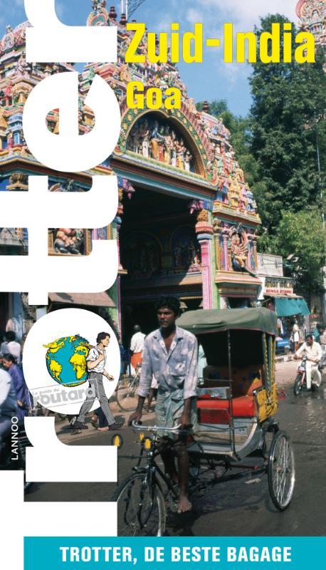 Reisgids Zuid-India en Goa   Trotter Lannoo