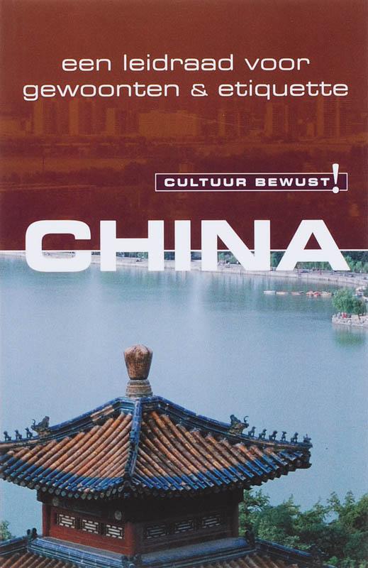 Reisgids Cultuur Bewust China   Elmar