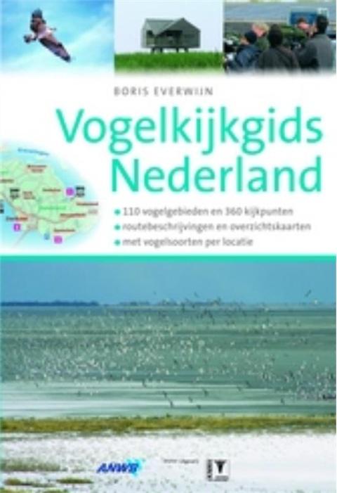 Natuurgids Vogelkijkgids Nederland   ANWB