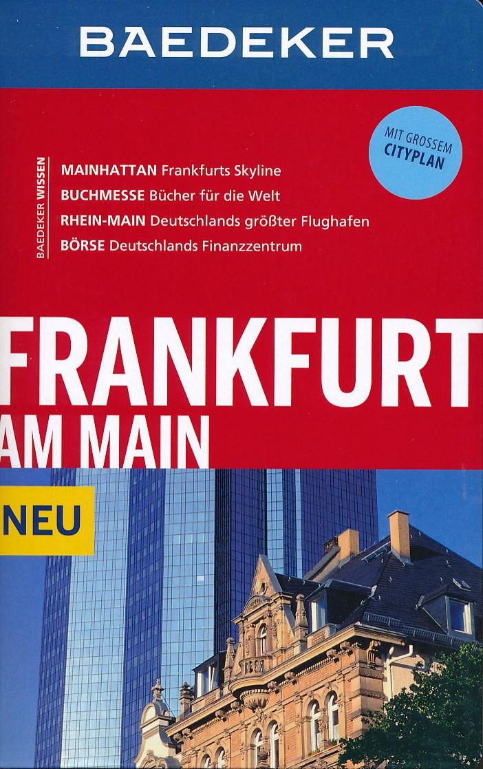 Reisgids Frankfurt am Main   Baedeker