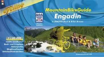 Mountainbike gids / guide Engadin