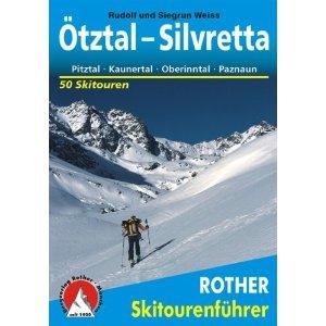 Ski gids Ötztal / Silvretta / Pitztal   Rother