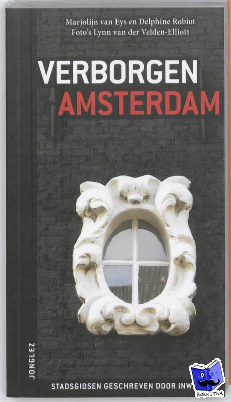 Reisgids - stadsgids Verborgen Amsterdam   Jonglez