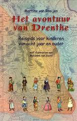 Reisgids Het avontuur van Drenthe   Passage