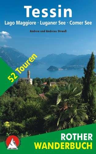 Wandelgids Tessin   Bergverlag Rother Wanderbuch