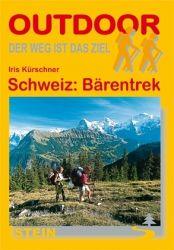 Wandelgids B�rentrek - Zwitserland   Conrad Stein   Iris K�rschner