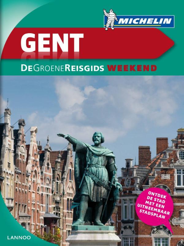 Reisgids Gent Groene gids   Michelin