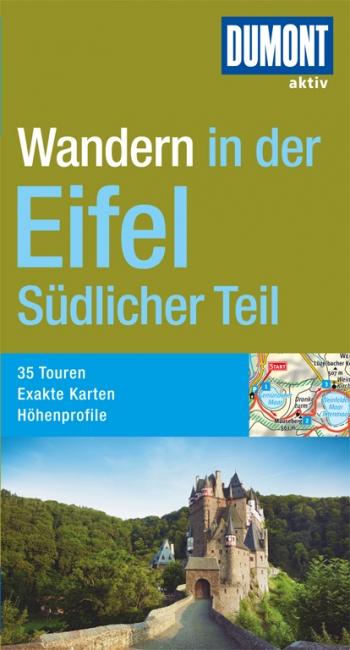 Wandelgids Wandern in der Eifel S�dlicher Teil   Dumont aktiv
