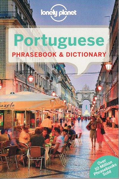 Taalgids Woordenboek Portugese phrasebook   Lonely Planet