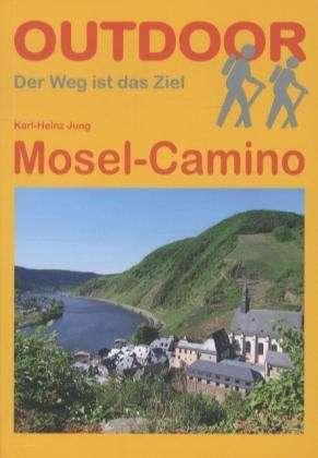 Wandelgids Mosel - Camino   Conrad Stein verlag